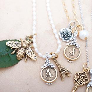 Jewelry Shop Necklaces Rings Earrings Bracelets Beads