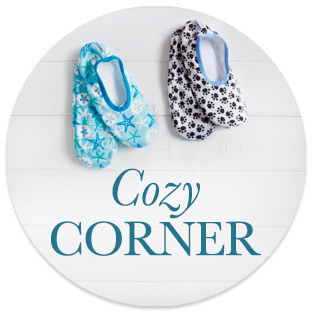 Featured Category - Cozy Corner