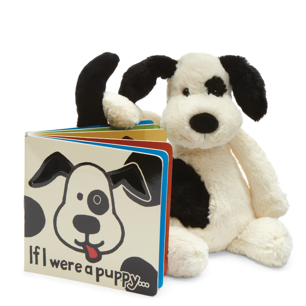 Jellycat If I Were a Puppy Book & Plush