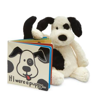 If I Were a Puppy Book & Plush