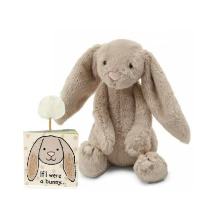 If I Were a Bunny Book & Plush (Medium)