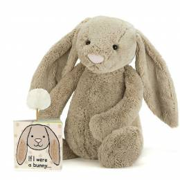 Jellycat If I Were a Bunny Book & Plush (Huge)
