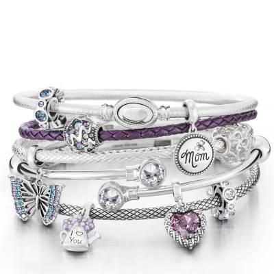Chamilia Spring Bracelet Stack