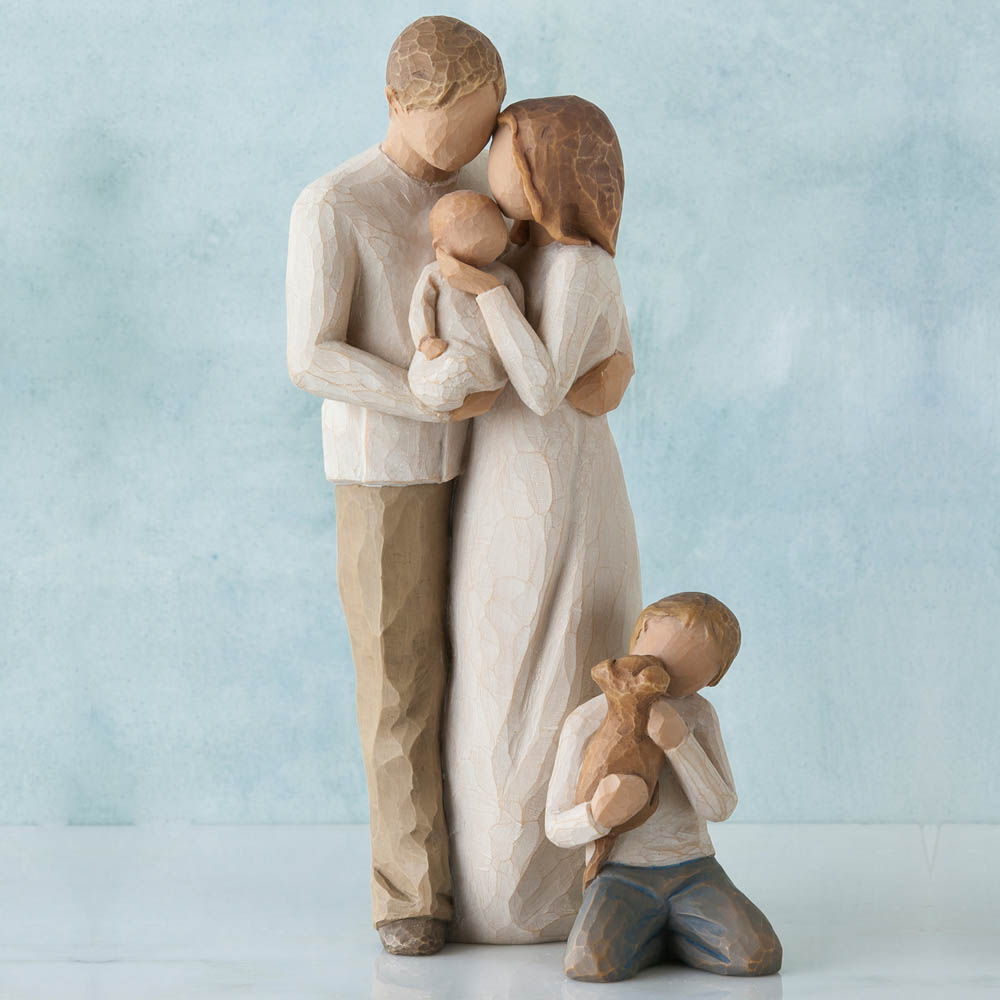 Willow Tree Our Gift of Kindness Figurine Collection